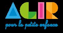Logo Agir pour la petite enfance