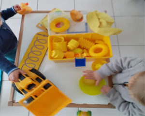 Atelier chez Karine Colom
